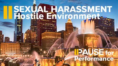 Sexual Harassment Hostile Environment