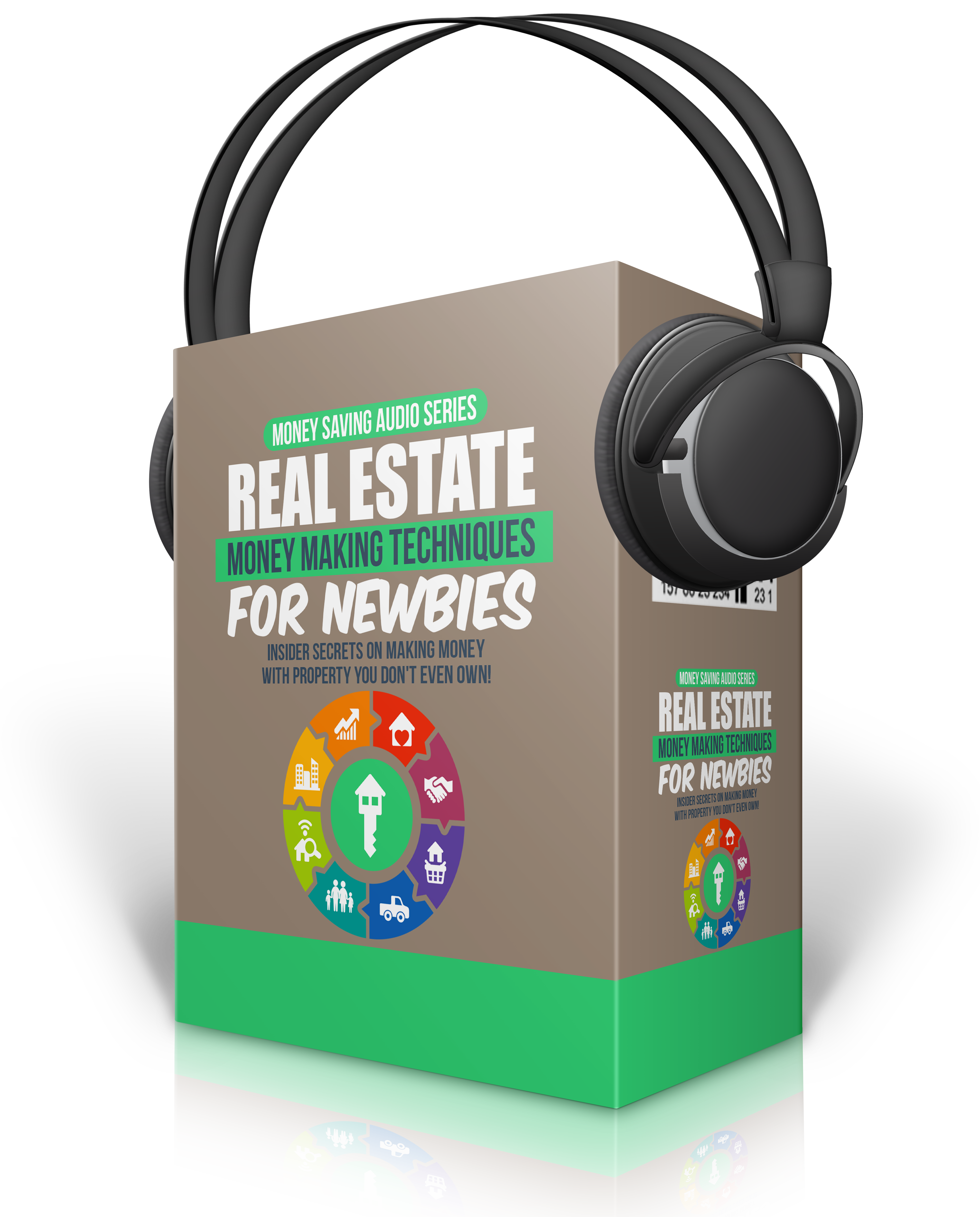 Real_Estate_Money_Making_Techniques_For_Newbies_Audiobook