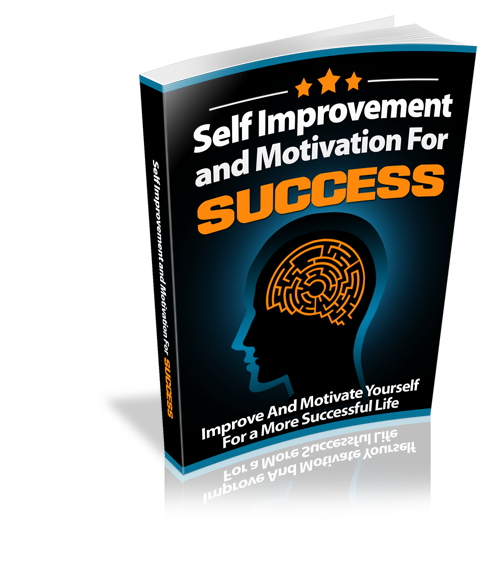 Self-Improvement-and-Motivation-For-Success-eBook