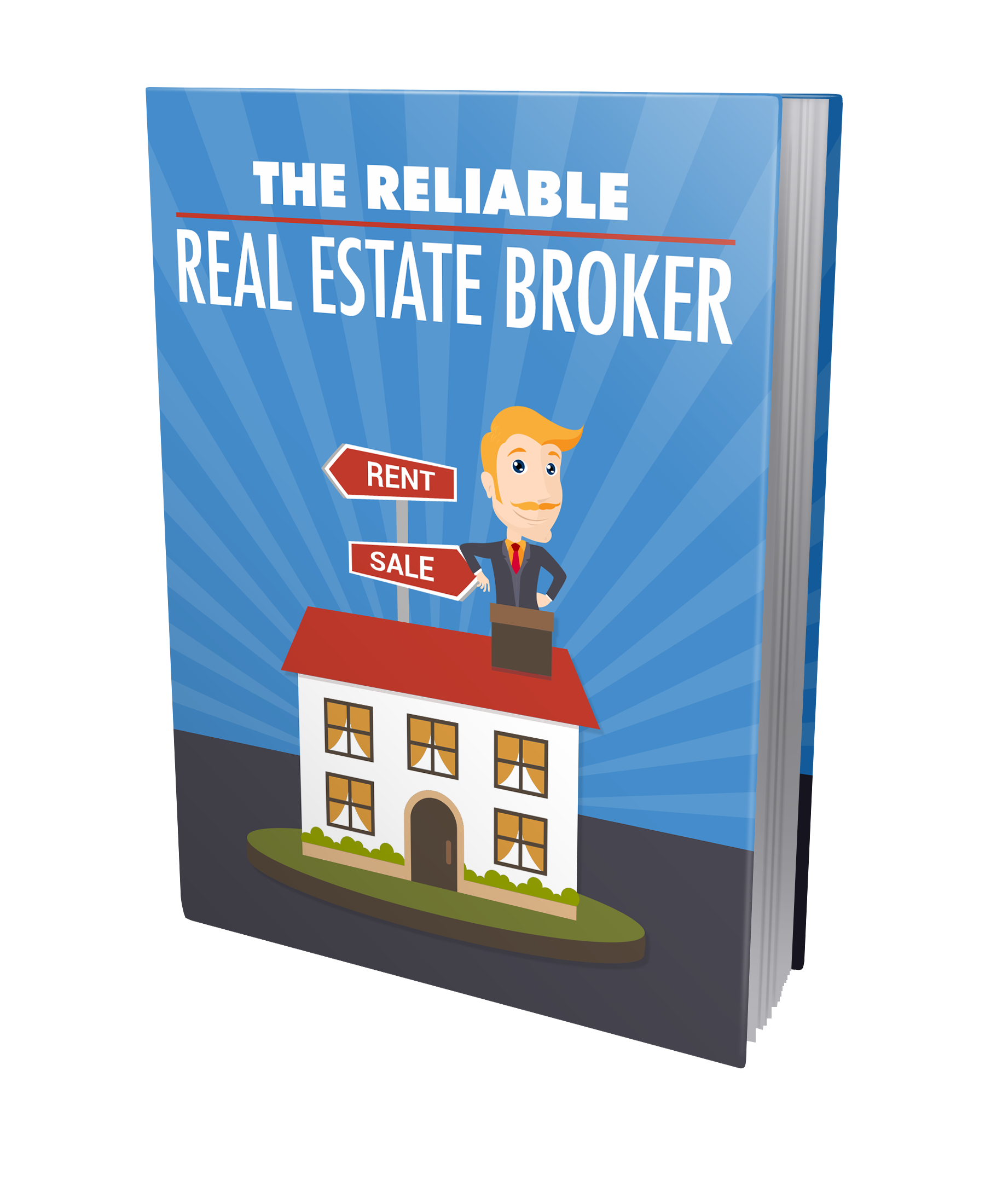 The-Reliable-Real-Estate-Broker-book