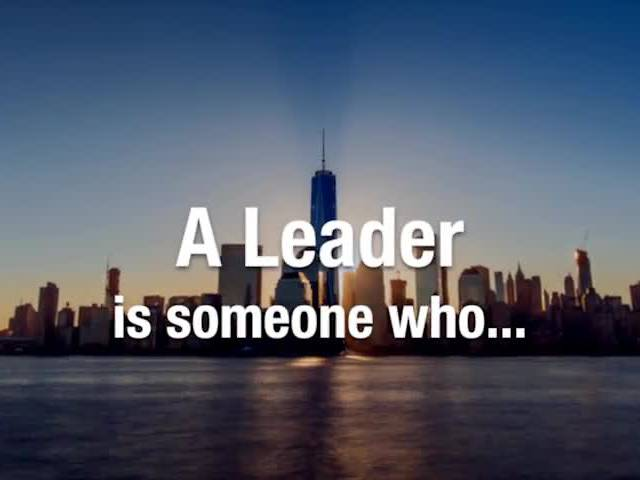 a-leader-is-video