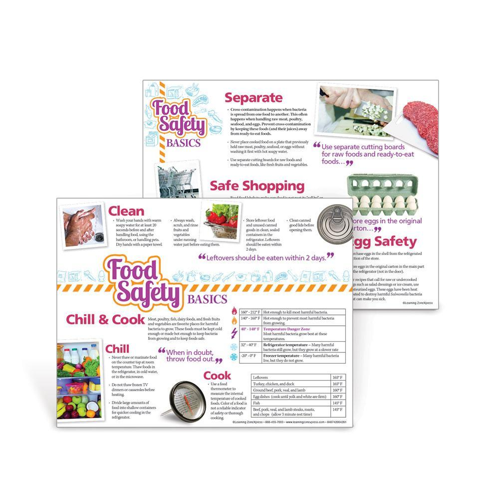 food-safety-basics-handouts