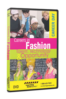 Careers In Fashion And Talent Technology And Opportunity Video