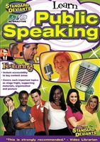 Public Speaking - Video