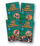 English Composition 4 Pack DVD