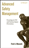 Advanced Safety Management Focusing on Z10 and Serious Injury Prevention - Book