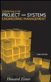 Essentials of Project and Systems Engineering Management, 3rd Edition Book