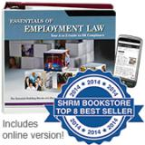 Essentials of Employment Law Manual + Online Edition w/ 1-Year Update Service