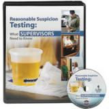 Reasonable Suspicion Testing - DVD Training