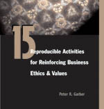 15 Activities for Reinforcing Business Ethics and Values (Download)