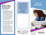 What is Date Rape? Tri-Fold Brochures