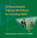 20 Reproducible Workshops for Listening Skills (Electronic Delivery)