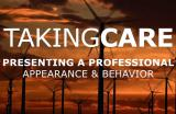 Taking Care-Presenting A Professional Appearance and Behavior (DVD)