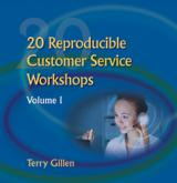 20 Reproducible Customer Service Workshops (Vol. 1) Print