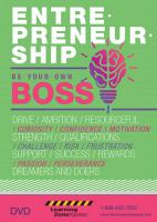 Entrepreneurship: Be Your Own Boss - Video