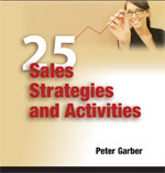 25 Sales Strategies and Activities