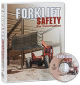 Forklift Safety For Construction Training DVD