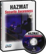 Hazmat Security Awareness Training Program - DVD