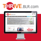 THRIVE.BLR.COM (1 User / 1 Year Subscription)