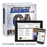 Workplace Safety Answer Manual + Online Edition