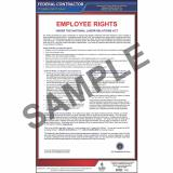 Notification of Employee Rights Federal Contract Posters