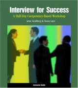 Interview for Success: A Half-Day Competency-Based Workshop
