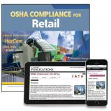 OSHA Compliance for Retail Manual - Online Edition w/ 1-Year Update Service