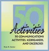 50 Communication Activities, Icebreakers & Exercises - Download