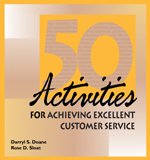 50 Activities for Achieving Excellent Customer Service w/CD