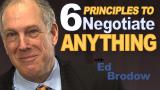6 Principles to Negotiate Anything (DVD)