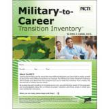 Military-to-Career Transition Inventory (25-Pack)