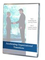 Accelerating Organizational Transition (DVD)
