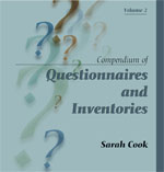 Compendium of Questionnaires and Inventories Volume 2 - Download