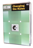 Changing the Rules (DVD)