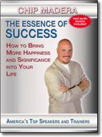 Essence of Success – DVD