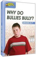 Lesson Booster Why Do Bullies Bully