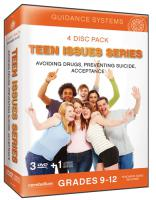 Guidance Systems 3 Program Teen Series DVD