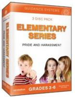 Guidance Systems Elementary Series: Pride and Harassment  Training DVD