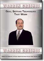 GoalSettingTechniquesDVD