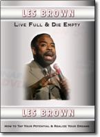 Les Brown: Live Full & Die Empty - DVD