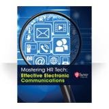 Mastering HR Tech: Effective Electronic Communication (Print Version)