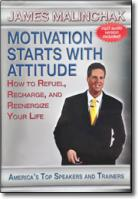 Motivation Starts With Attitude - DVD