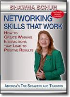 Networking Skills That Work DVD