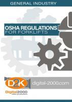 OSHARegulationsForForklifts