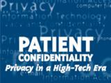 Patient Confidentiality: Privacy In High-Tech Era - DVD