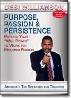 Purpose, Passion, and Persistence (DVD)