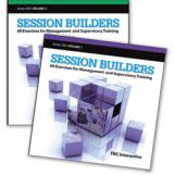 Session Builders Series 100: 60 Exercises for Management & Supervisory Training