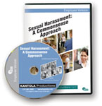 Sexual Harassment: A Commonsense Approach � Employee Version - DVD