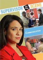 Supervisor on the Scene: Communication (DVD)