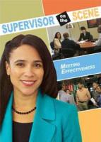 Supervisor on the Scene: Meeting Effectiveness (DVD)